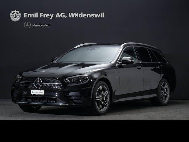 Mercedes-Benz E-Klasse E 300 de 4MATIC T-Modell EQ Star 20 km CHF82'120 - buy on carforyou.ch - 1