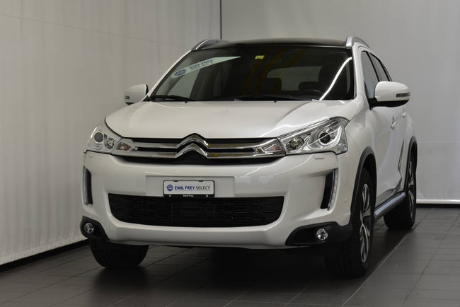 Citroën C4 Aircross 1.6 HDi 115 Collection 4WD S/S 25'900 km CHF18'300 - acheter sur carforyou.ch - 1