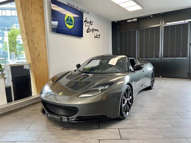 Lotus Evora S Sports Racer IPS 52'500 km CHF47'900 - acheter sur carforyou.ch - 1