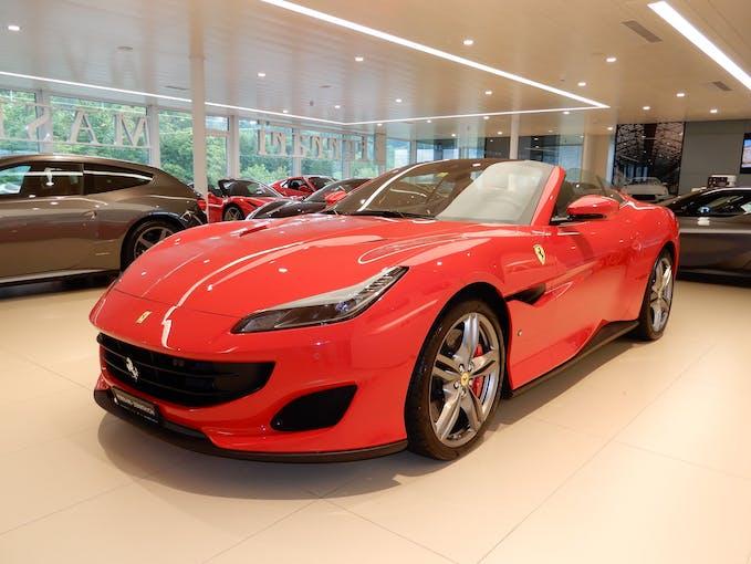 Ferrari Portofino 3.9 V8 T 1'900 km CHF229'000 - kaufen auf carforyou.ch - 1