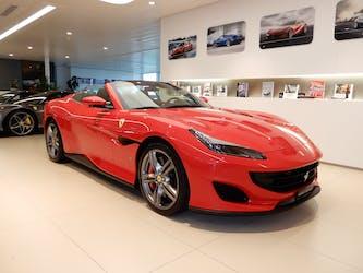 Ferrari Portofino 3.9 V8 T 1'900 km CHF229'000 - kaufen auf carforyou.ch - 3