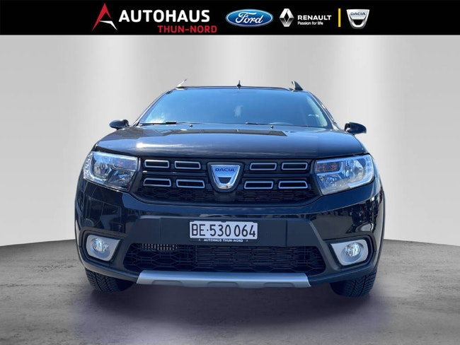 Dacia Sandero 0.9 TCe Stepway Lauréate S/S 10'100 km CHF16'500 - buy on carforyou.ch - 1