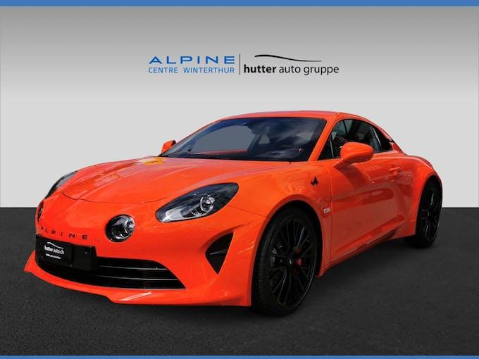 Alpine A110 1.8 Turbo S 50 km CHF83'974 - acheter sur carforyou.ch - 1