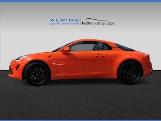 Alpine A110 1.8 Turbo S 50 km CHF83'974 - acheter sur carforyou.ch - 2