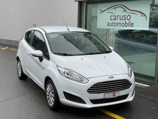 Ford Fiesta 1.0 65 Trend 45'200 km CHF9'900 - buy on carforyou.ch - 1