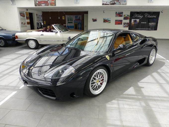 Ferrari 360 F360 Modena Berlinetta 34'500 km CHF104'500 - acquistare su carforyou.ch - 1