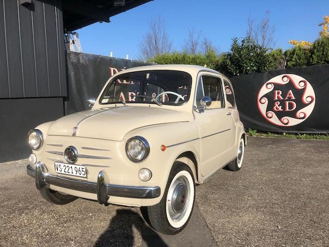 Fiat 600 600 62'900 km CHF14'900 - acheter sur carforyou.ch - 1