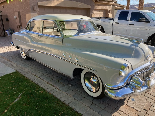 Buick Super Eight 901'120 km CHF28'500 - buy on carforyou.ch - 1