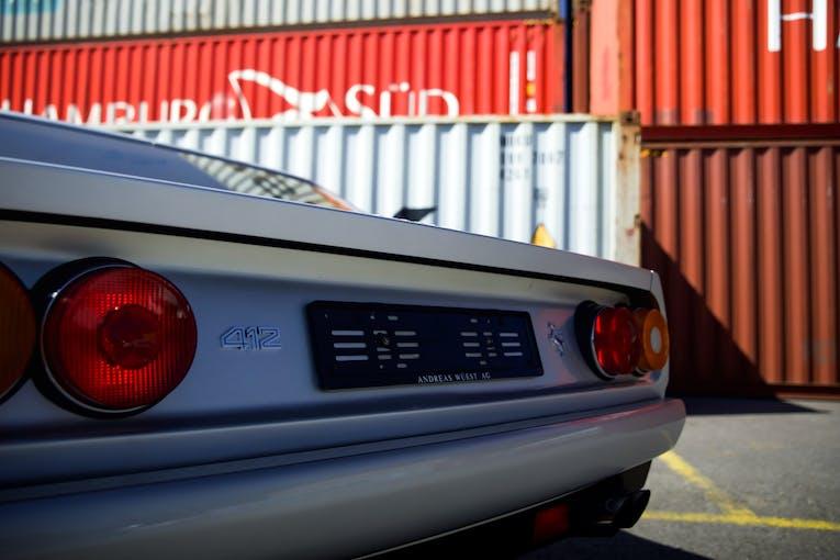 Ferrari 412 412 82'000 km CHF105'800 - acheter sur carforyou.ch - 1