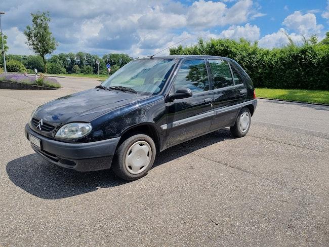 Citroën Saxo 1.1i Furio 160'258 km CHF1'999 - kaufen auf carforyou.ch - 1