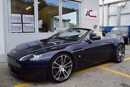 Aston Martin V8/V12 Vantage V8 Vantage 4.3 Sportshift 50'000 km CHF54'900 - kaufen auf carforyou.ch - 2