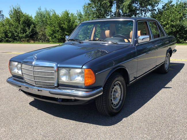 Mercedes-Benz 280 E Automatic 100'000 km CHF13'900 - kaufen auf carforyou.ch - 1
