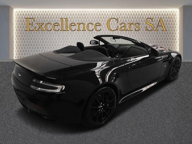 Aston Martin V8/V12 Vantage S V12 Vantage 5.9 S 800 km CHF249'000 - acheter sur carforyou.ch - 1