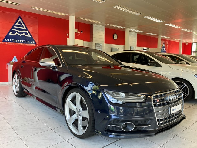 Audi S7 Sportback ABT 540PS 4.0 TFSI V8 quattro S-tronic 181'000 km CHF31'800 - buy on carforyou.ch - 1