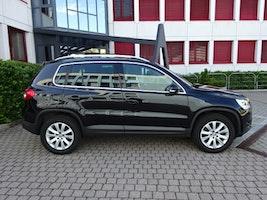 VW Tiguan 2.0 TSI 170 Trend & Fun DSG 118'000 km CHF13'900 - buy on carforyou.ch - 2