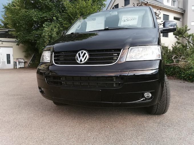 VW T5 5Zylinder T5 VW black edition mit MFK! 130'000 km CHF22'000 - acheter sur carforyou.ch - 1