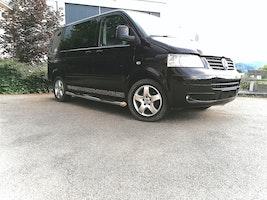VW T5 5Zylinder T5 VW black edition mit MFK! 130'000 km CHF22'000 - acheter sur carforyou.ch - 3