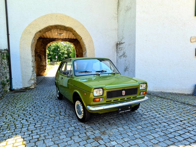 Fiat 127 FIAT 127 50'630 km CHF14'800 - acheter sur carforyou.ch - 1