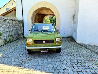 Fiat 127 FIAT 127 50'630 km CHF14'800 - acheter sur carforyou.ch - 3