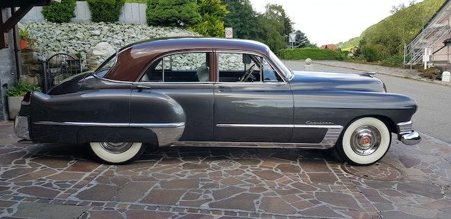 Cadillac Series 62 1949 Cadillac Serie 62 Sedan (erstes Modell mit V8-Motor) 55'000 km CHF44'800 - kaufen auf carforyou.ch - 1