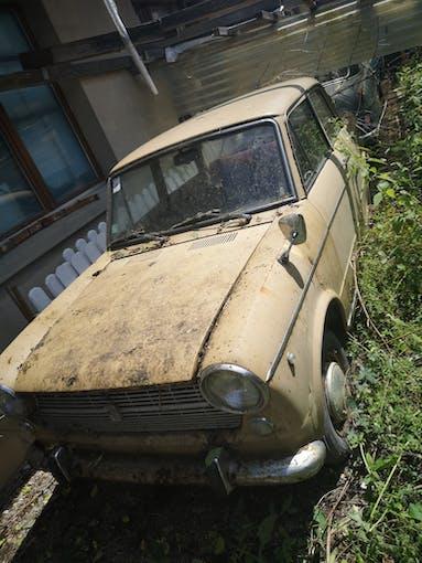 Fiat 1100 Fiat1100 110'000 km CHF1'200 - buy on carforyou.ch - 1
