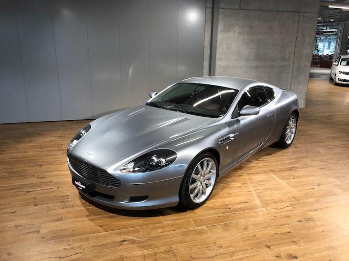 Aston Martin DB9/DBS DB9 Touchtronic 2 27'000 km CHF59'900 - acquistare su carforyou.ch - 1
