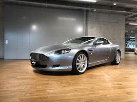 Aston Martin DB9/DBS DB9 Touchtronic 2 27'000 km CHF59'900 - acquistare su carforyou.ch - 3