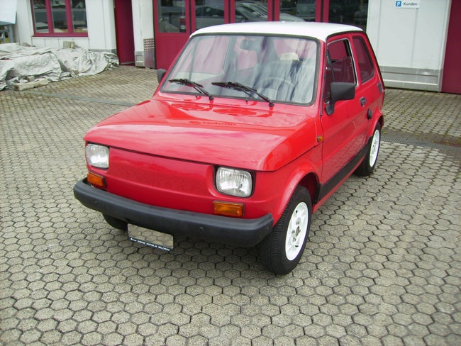 Fiat 126 650 Bambino 86'380 km CHF7'200 - kaufen auf carforyou.ch - 1