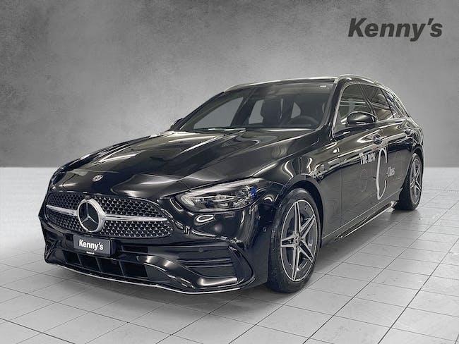 Mercedes-Benz C-Klasse C 200 AMG Line Kombi 10 km CHF65'400 - buy on carforyou.ch - 1