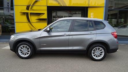 BMW X3 20d xDrive 63'800 km CHF30'900 - acquistare su carforyou.ch - 2