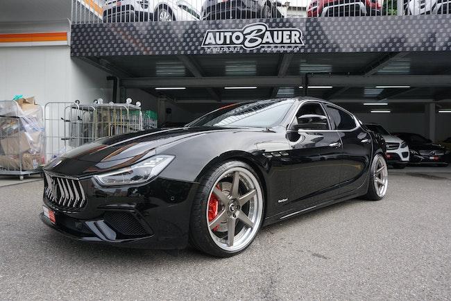 Maserati Ghibli 3.0 V6 S GranSport Q4 59'900 km CHF61'600 - buy on carforyou.ch - 1