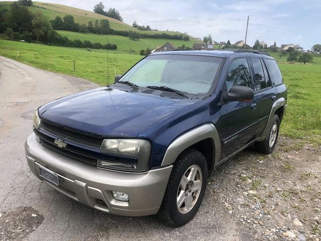 Chevrolet Trail Blazer Trailblazer 4,2 LT 4x4 250'000 km CHF2'200 - acheter sur carforyou.ch - 1