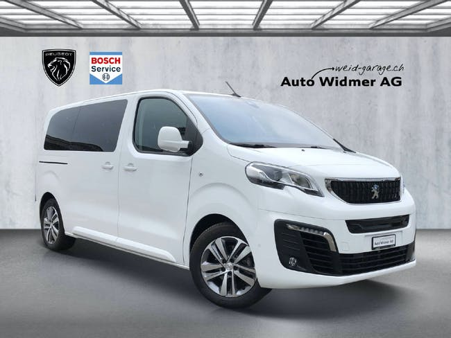 Peugeot Traveller e-Traveller · Allure 50 kWh *100% Electric* 99 km CHF57'598 - acheter sur carforyou.ch - 1