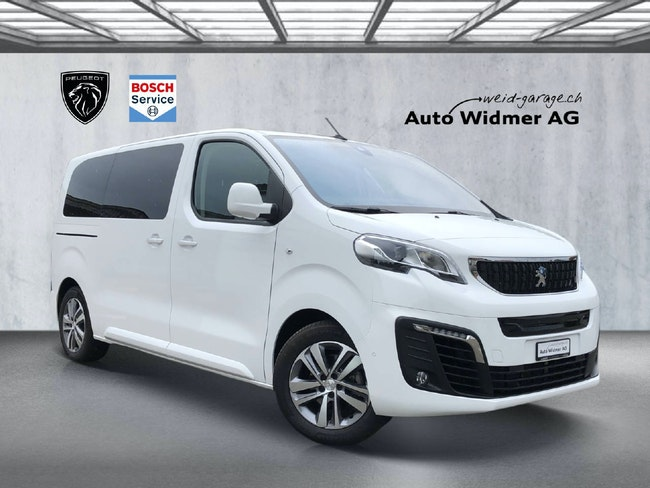 Peugeot Traveller e-Traveller · Allure 50 kWh *100% Electric* 99 km CHF57'598 - acquistare su carforyou.ch - 1