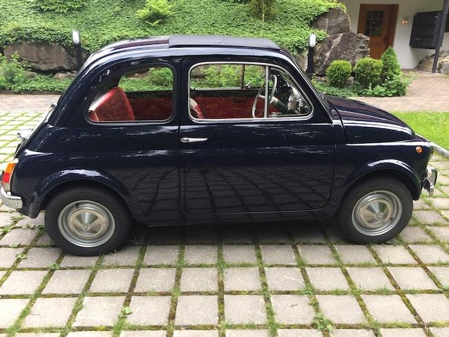 Fiat Cinquecento 110F Berlina 18'000 km CHF19'900 - acheter sur carforyou.ch - 1