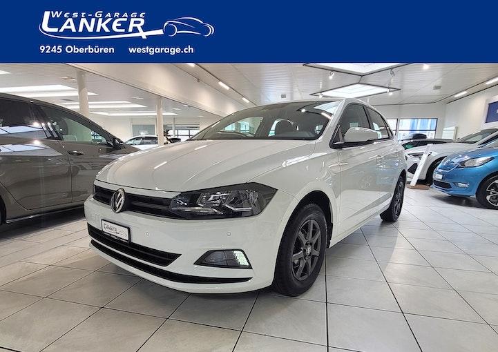VW Polo 1.0 MPI 75 Trendline 27'700 km CHF13'900 - buy on carforyou.ch - 1