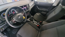 VW Polo 1.0 MPI 75 Trendline 27'700 km CHF13'900 - buy on carforyou.ch - 3