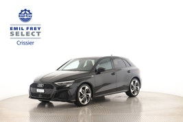 Audi A3 Sportback 1.5 35 TFSI S Line Attraction S-Tronic 17'055 km CHF40'000 - buy on carforyou.ch - 2