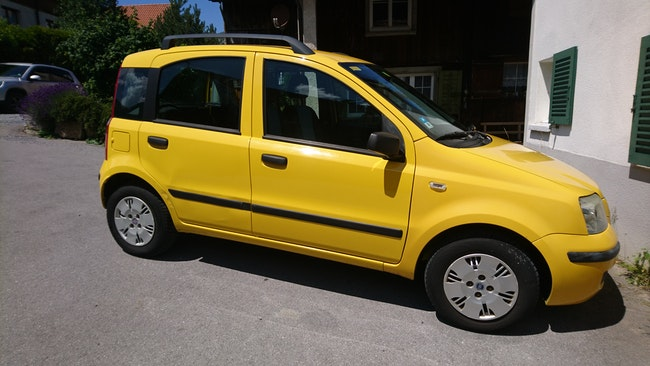 Fiat Panda Van 1.2 Active 4x2 121'000 km CHF1'000 - kaufen auf carforyou.ch - 1