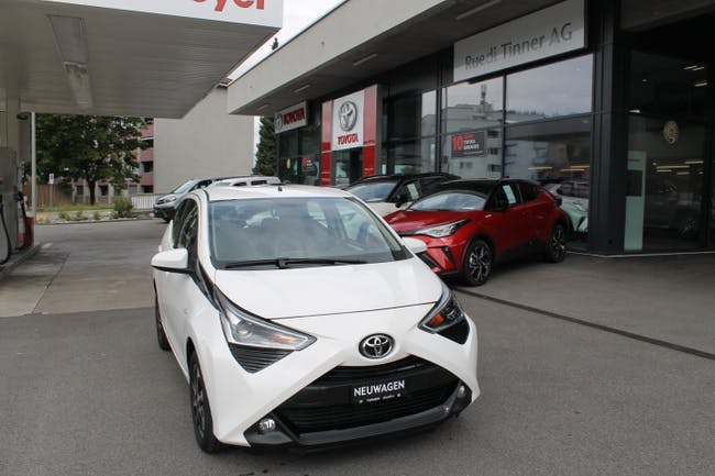 Toyota Aygo 1.0 VVT-i Trend 20 km CHF16'100 - kaufen auf carforyou.ch - 1