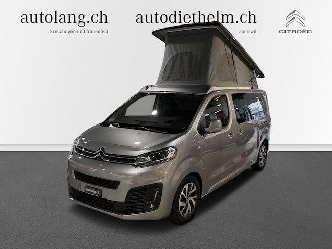Citroën Spacetourer Spacet. Camper M 2.0 BHDi 140 Club 25 km CHF64'900 - acquistare su carforyou.ch - 1