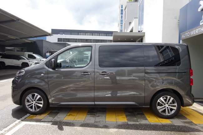 Peugeot Traveller Bus. VIP Stand. 1'000 km CHF43'800 - acquistare su carforyou.ch - 1