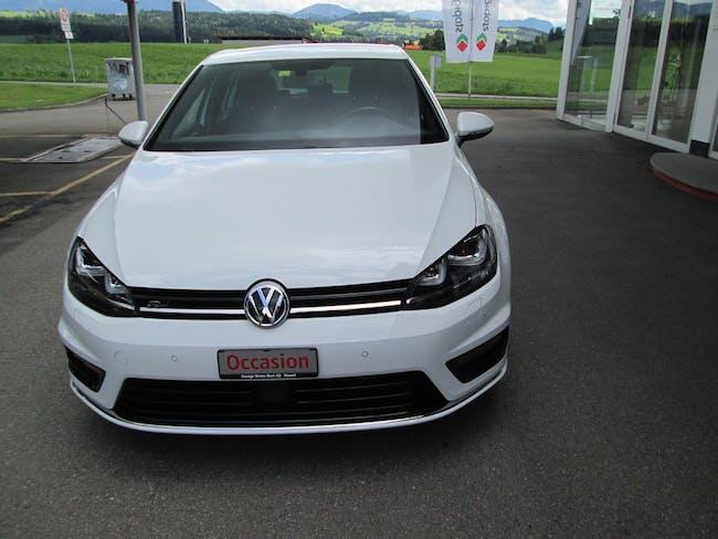 VW Golf VII 1.2 TSI 105 Lounge R-Line 18'500 km CHF17'900 - buy on carforyou.ch - 1
