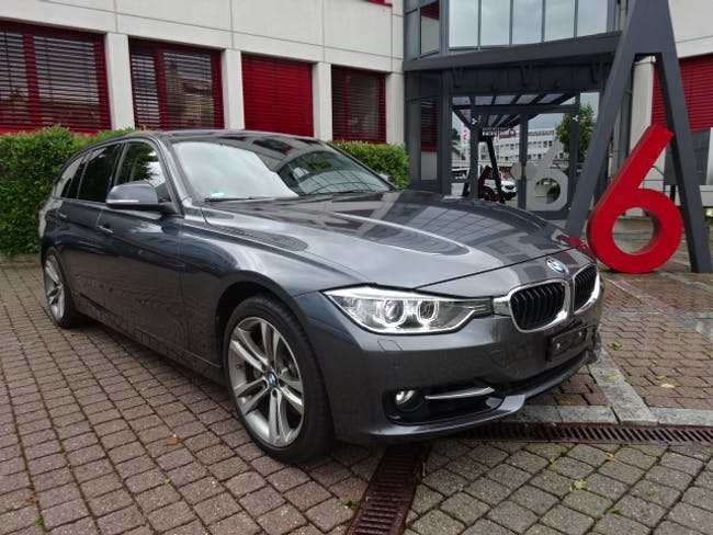 BMW 3er 335i xDrive Touring 66'996 km CHF26'800 - buy on carforyou.ch - 1