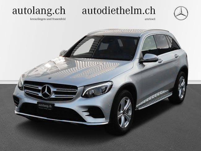 Mercedes-Benz GLC-Klasse GLC 250 AMG Line 4Matic 34'000 km CHF47'800 - buy on carforyou.ch - 1