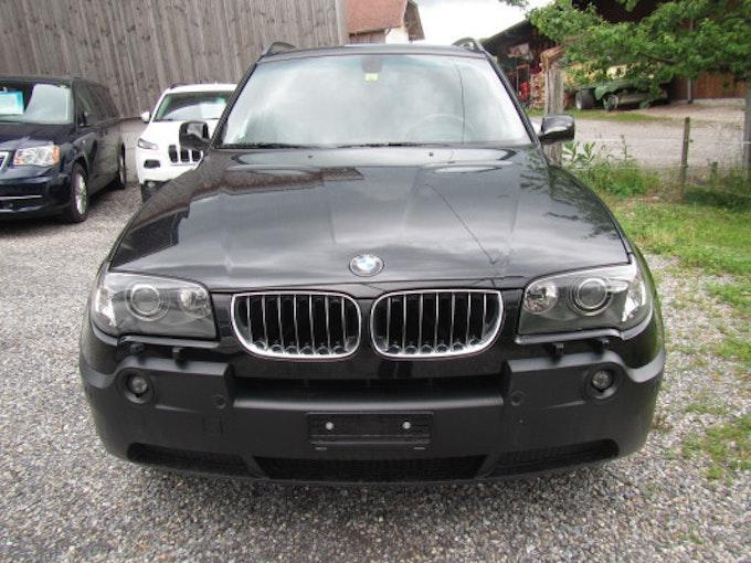 BMW X3 2.5i 222'700 km CHF7'500 - acquistare su carforyou.ch - 1