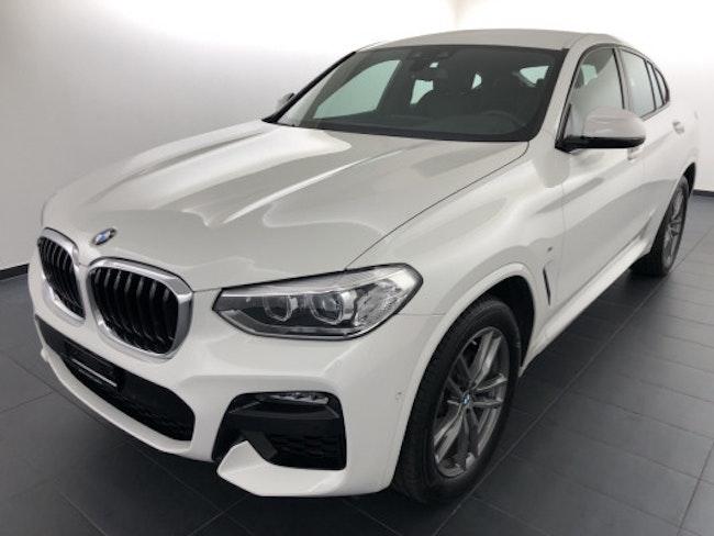 BMW X4 xDrive 20d M Sport 31'100 km CHF48'900 - buy on carforyou.ch - 1