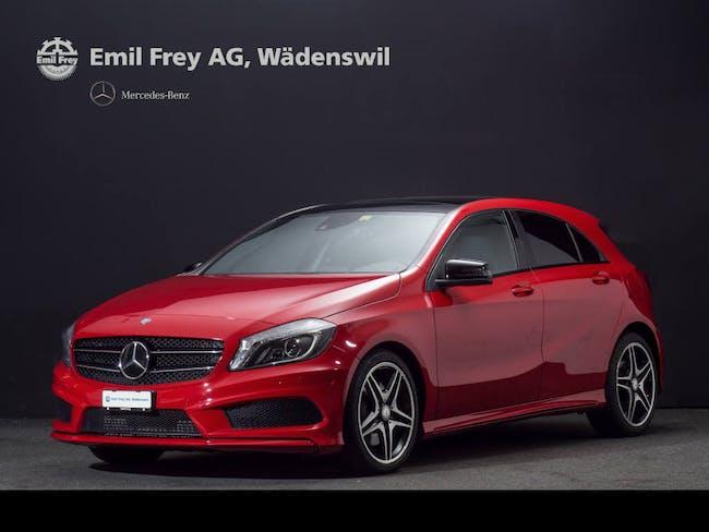 Mercedes-Benz A-Klasse A 220 CDI AMG Line 95'000 km CHF21'700 - buy on carforyou.ch - 1