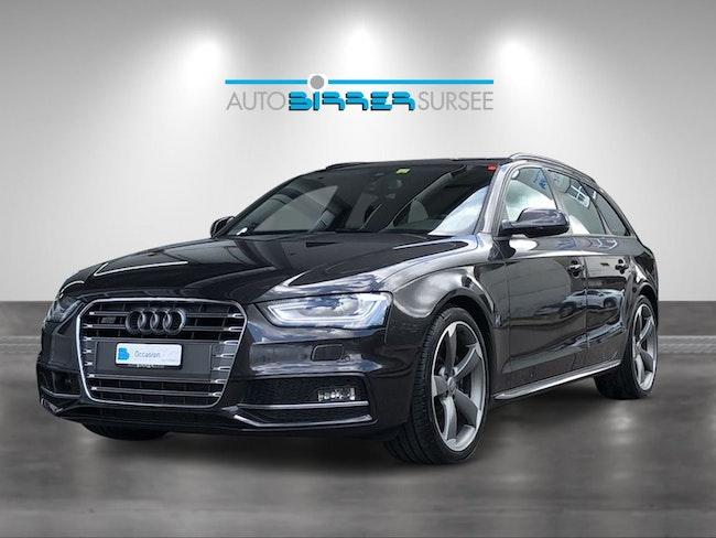 Audi S4 / RS4 S4 Avant 3.0 V6 TFSI quattro S-Tronic 162'000 km CHF18'900 - buy on carforyou.ch - 1