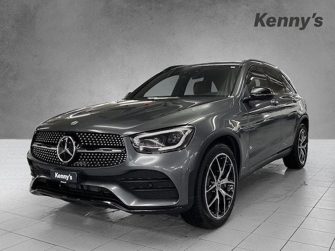 Mercedes-Benz GLC-Klasse GLC 300 AMG Line 4m CHF79'000 - acquistare su carforyou.ch - 1
